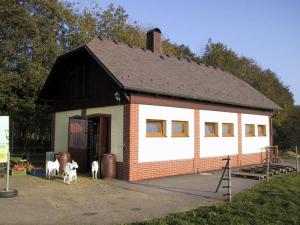 Stavební projekt stodoly